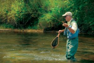 Outdoors - Fly Fishing - Jacob Longsm