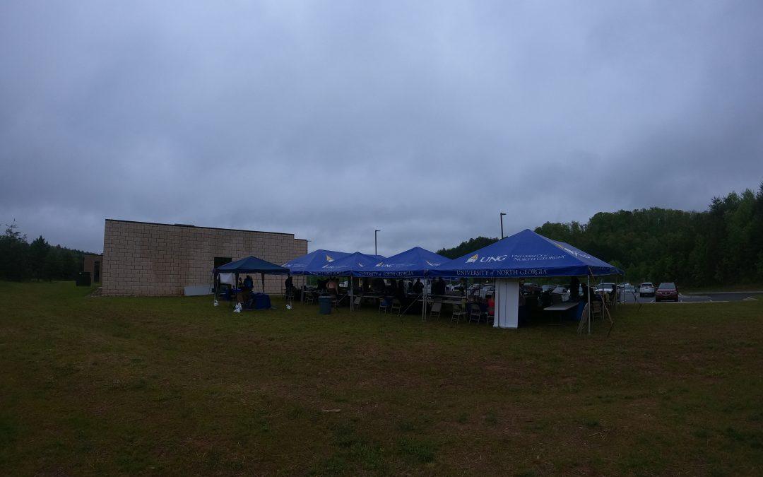 Succesful Job Fair at UNG Blue Ridge!